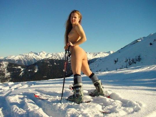 【凍傷不可避】冬季オリンピックに期待度大のエロ画像貼ってくwwwwwwww(画像30枚)・27枚目