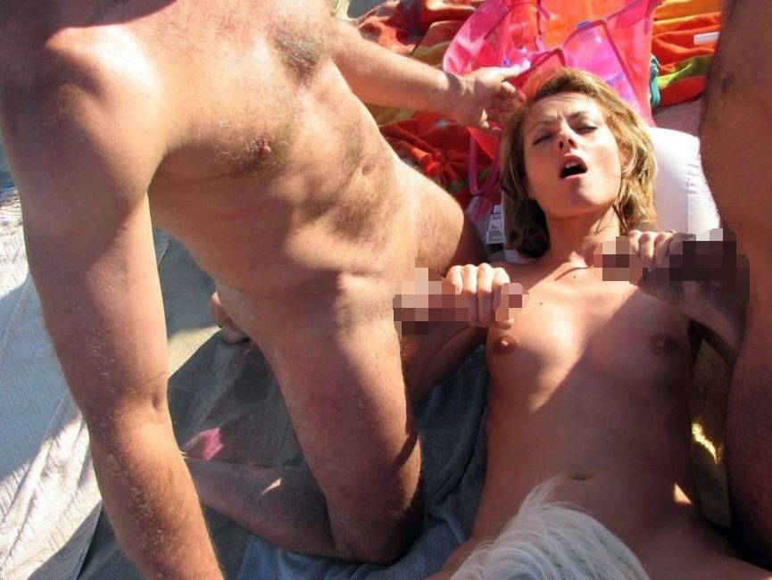 Amateur Hot Action In Front Of Strangers On Nudist Beach Hig Motherless Fappening 1