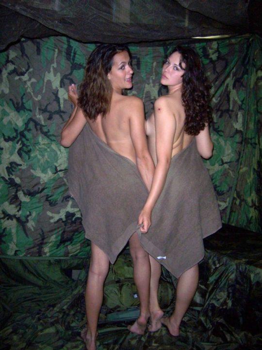 【勃起不可避】世界最高峰の米軍女兵士、雌ゴリラに混ざってモデルみたいな美女が居てワロタwwwwwwwww(画像30枚)・10枚目