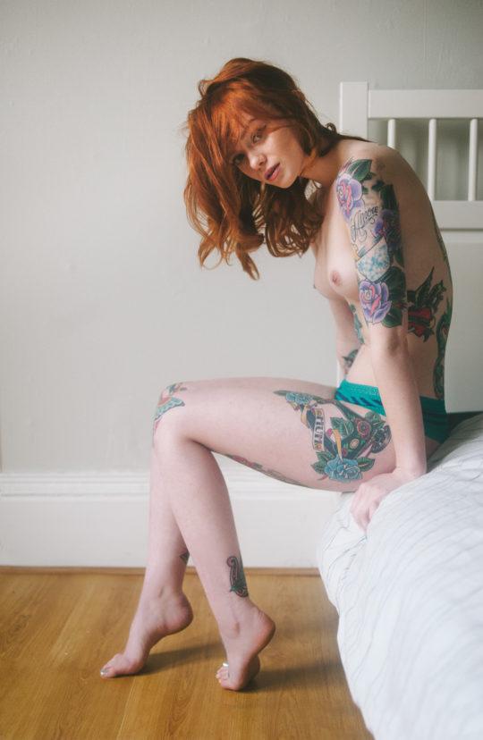 日本人まんさんのタトゥー→ヤリマンかやくざの女、外人まんさん→お洒落 何故なのか・・・・・(画像30枚)・15枚目