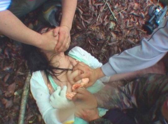 【鬼畜系】胸糞最悪なガチ系レイプ画像、これには世界中から非難轟々なのも納得・・・・・(画像25枚)・18枚目