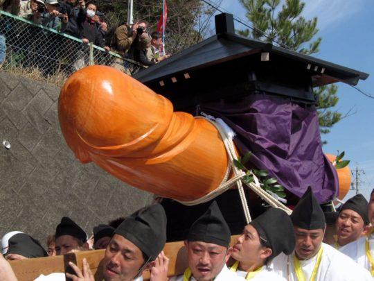 【頭おかC】愛知県小牧市のチンポ祭り、今年も執り行われるwwwwwwwwwwwwww(画像あり)・1枚目
