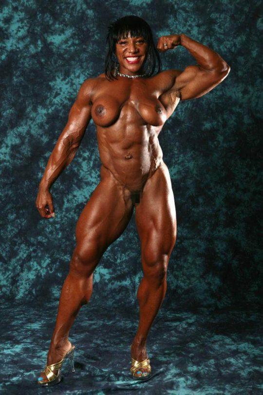 【マニア保存推奨】筋肉MAXの黒人アスリートネキ、ほぼ刃牙のキャラばかりでワロタwwwwwwwww(画像あり)・6枚目