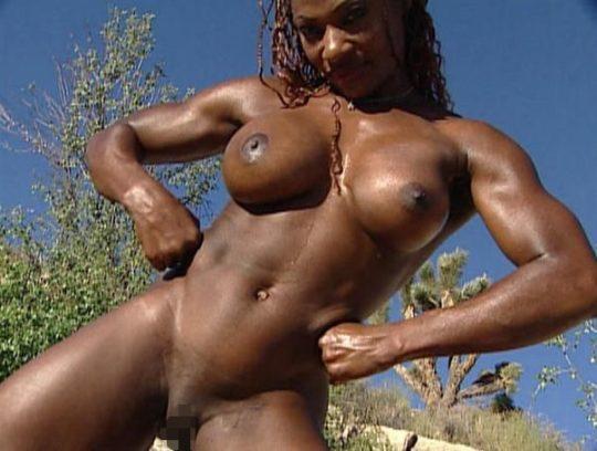 【マニア保存推奨】筋肉MAXの黒人アスリートネキ、ほぼ刃牙のキャラばかりでワロタwwwwwwwww(画像あり)・9枚目