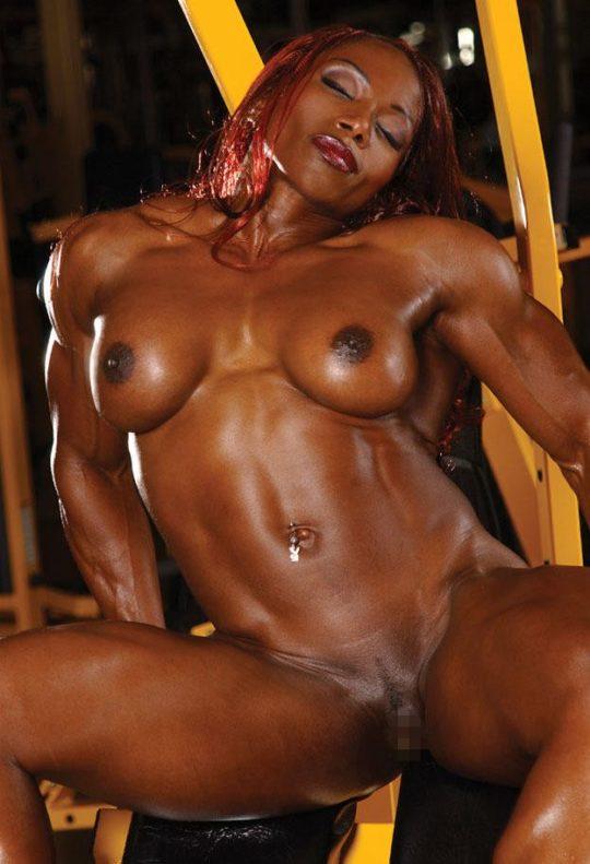 【マニア保存推奨】筋肉MAXの黒人アスリートネキ、ほぼ刃牙のキャラばかりでワロタwwwwwwwww(画像あり)・20枚目