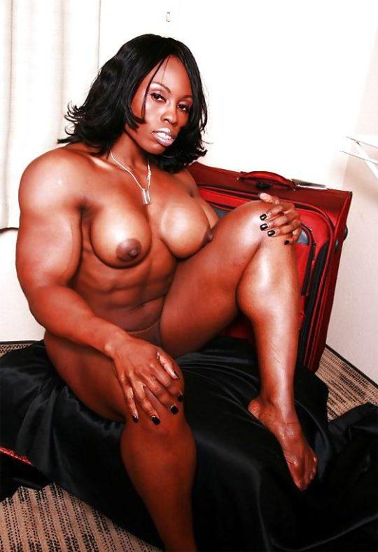 【マニア保存推奨】筋肉MAXの黒人アスリートネキ、ほぼ刃牙のキャラばかりでワロタwwwwwwwww(画像あり)・24枚目