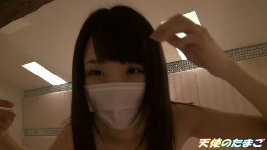 【ガチ】「天使のたまご」がスク水女子とハメ撮りするAVをリリースする・・・ええの??(画像あり)・16枚目