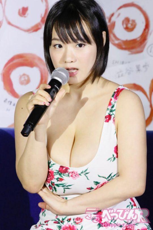 【悲報】Kカップ爆乳でTOEIC990点のAV女優・澁谷果歩さん、AV引退・・・・・orz(画像あり)・4枚目