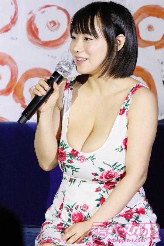 【悲報】Kカップ爆乳でTOEIC990点のAV女優・澁谷果歩さん、AV引退・・・・・orz(画像あり)・5枚目