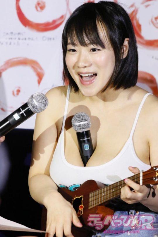 【悲報】Kカップ爆乳でTOEIC990点のAV女優・澁谷果歩さん、AV引退・・・・・orz(画像あり)・6枚目