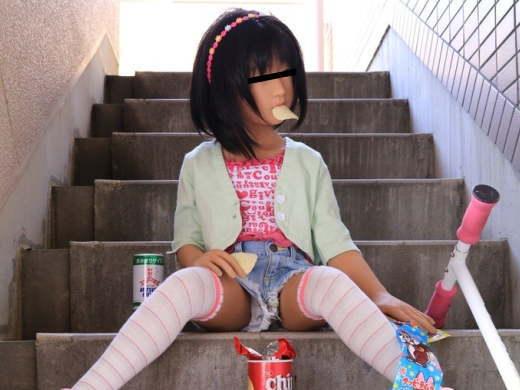 (悲報)JAPAN製の幼女型ラブドール海外で輸入禁止に。これはJAPANでもアカンやろwwwwwwwwwwwwwwwwwwwwww(写真あり)
