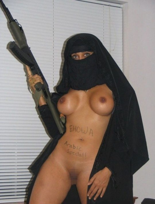 【巨乳民族】ヒジャブ着用のイスラムまんさん全員巨乳説、マジでホントっぽくて草wwwwwwww(画像30枚)・3枚目