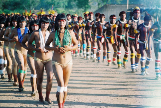【部族おっぱい104枚】アフリカ原住民部族最強のおっぱいがコチラ、10代女子がいっぱいいるんだが・・・(画像)・30枚目