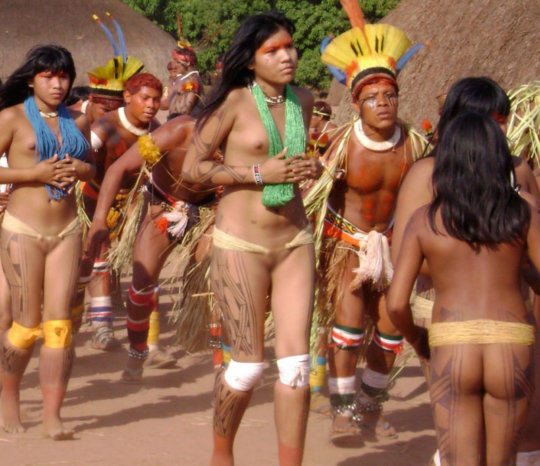 【部族おっぱい104枚】アフリカ原住民部族最強のおっぱいがコチラ、10代女子がいっぱいいるんだが・・・(画像)・49枚目
