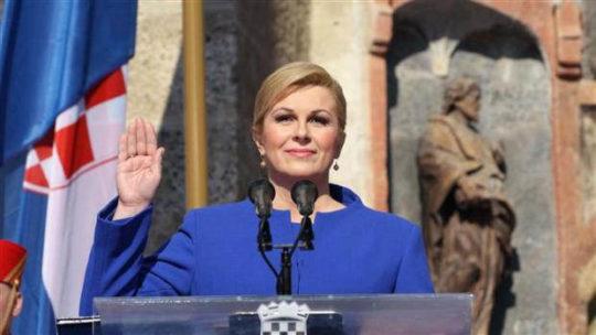 【爆乳大統領】クロアチアの大統領がエッチすぎると話題にwwwwwww(画像あり)・5枚目