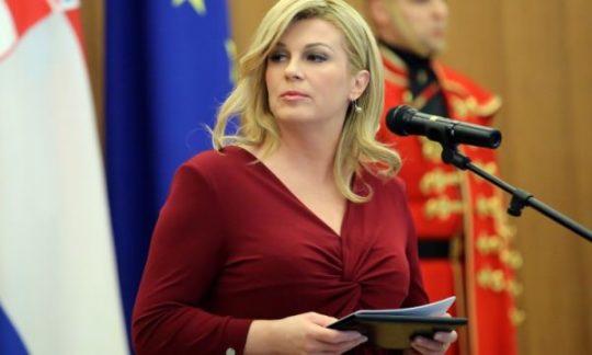 【爆乳大統領】クロアチアの大統領がエッチすぎると話題にwwwwwww(画像あり)・7枚目