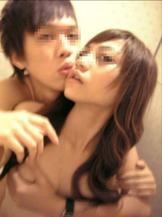 【素人流出】ハメ撮り画像をネットに晒された中国人カップルwwwwwwww(画像あり)・5枚目