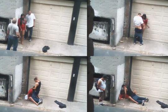 【リスキー】客取ってその場でおっ始めちゃう外人売春婦ネキ、逞し過ぎwwwwwww(画像30枚)・14枚目