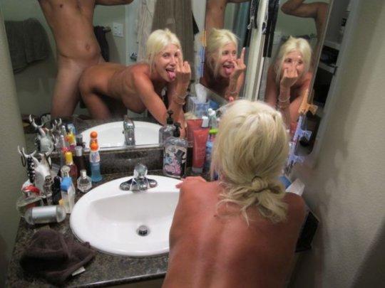 【リべポル必至】付き合い始めのテンションのまま鏡の前で彼氏とコレしちゃったまんさん、ご愁傷様でワロタwwwwwwww(画像あり)・14枚目