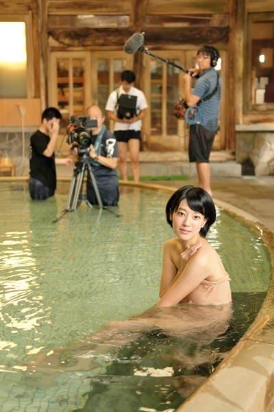 【脇マンコ】秘湯ロマンで女優 梨木まいの腋マンコ、これほぼ性器だろwwwwwwww(画像あり)・71枚目
