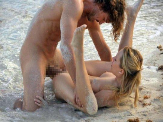 """""""ヌーディストビーチ""""でフェラ・セックスしてる女たち、ルールどうなってんの??(454枚)・213枚目"""