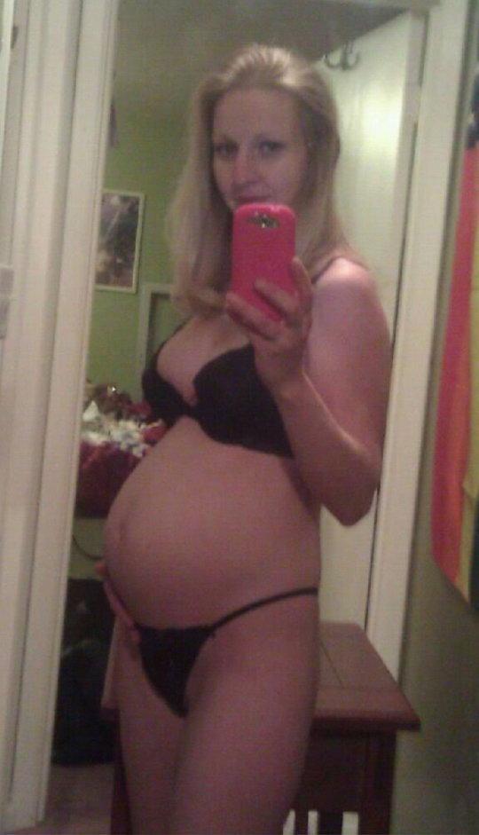 【妊婦ヌード】アメリカの妊婦さん、何故か妊娠記録の為にヌードを撮ってSNSにUPしてしまうwwwwwww(画像あり)・10枚目