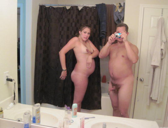 【妊婦ヌード】アメリカの妊婦さん、何故か妊娠記録の為にヌードを撮ってSNSにUPしてしまうwwwwwww(画像あり)・25枚目