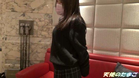 【JK援〇】部活帰りにさくっとハメ撮りする巨乳JKが抜けすぎるんやがwwwwwww・7枚目