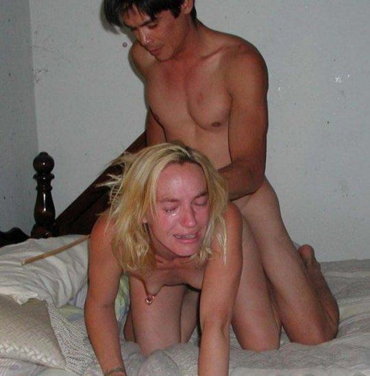 【ハードレイプ】外人ニキにとっての少しだけ強引にセックスに持ち込む方法、これがまかり通るんだな・・・・・(画像30枚)・13枚目