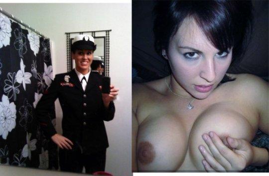 【兵士ヌード】ストレス溜まりまくる女性兵士の着衣ヌード比較画像、案外だらしない身体してて草wwwwwwwwww(画像30枚)・3枚目