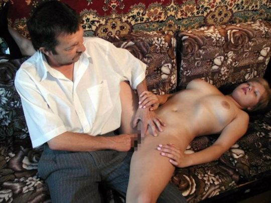 【セックス画像】ドン引きする年の差男女のセックス風景。ちょっとヤバいわ・・・(画像あり)・137枚目