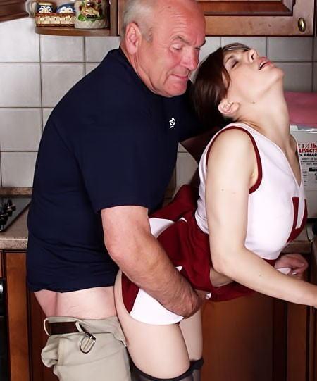 【セックス画像】ドン引きする年の差男女のセックス風景。ちょっとヤバいわ・・・(画像あり)・138枚目