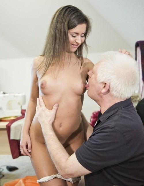 【セックス画像】ドン引きする年の差男女のセックス風景。ちょっとヤバいわ・・・(画像あり)・146枚目