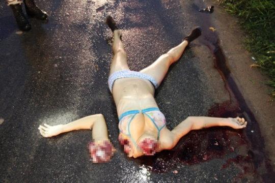 【※閲覧注意】巨乳女の殺人事件。どの遺体が一番抜ける???(画像あり)・10枚目