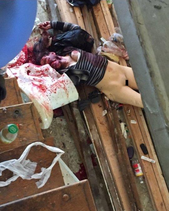 【※閲覧注意】巨乳女の殺人事件。どの遺体が一番抜ける???(画像あり)・3枚目