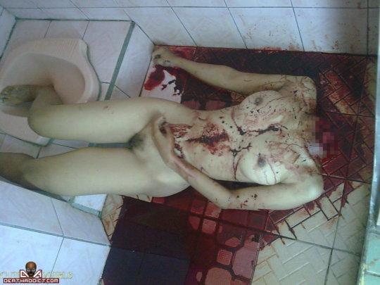 【※閲覧注意】巨乳女の殺人事件。どの遺体が一番抜ける???(画像あり)・9枚目