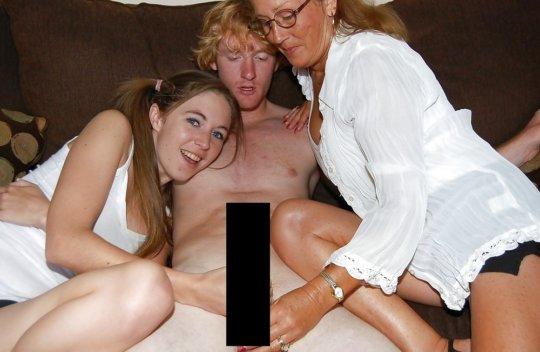 【近親相姦】親子でヤッちゃうキチガイの画像がネットに出回る・・・(画像あり)・52枚目