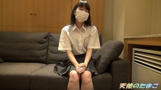 【エロ】純白パンツの女子学生の本気ハメ撮り映像が販売される。。・1枚目