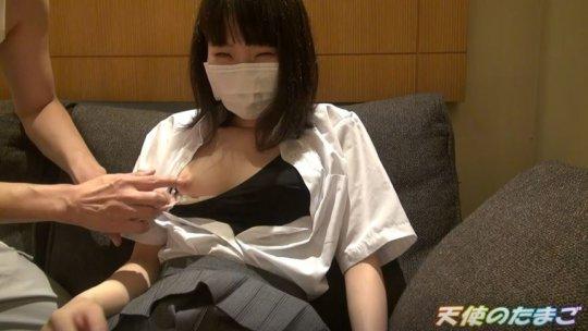 【エロ】純白パンツの女子学生の本気ハメ撮り映像が販売される。。・8枚目
