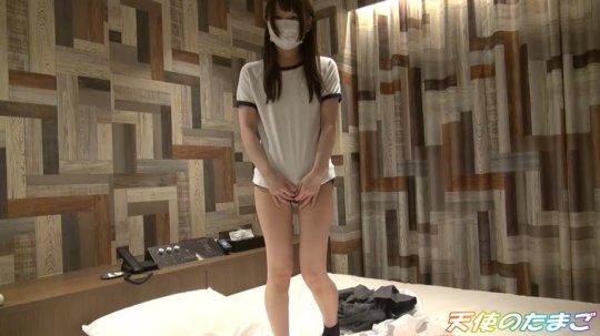【エロ動画】小柄で貧乳な女子学生さんがハメ撮り販売。炉利紺は勃起不可避wwwww・7枚目