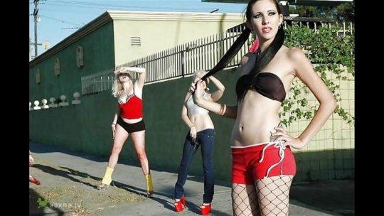 【売春エロ】3ドルでセックスできる売春婦。幼い娘からBBAまで・・・・(画像あり)・65枚目