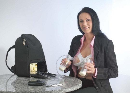 「搾乳機」は決してエロではありません!っていう女の画像。(102枚)・29枚目