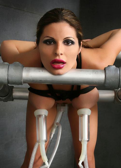 「搾乳機」は決してエロではありません!っていう女の画像。(102枚)・47枚目