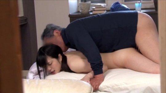 【セックス画像】ドン引きする年の差男女のセックス風景。ちょっとヤバいわ・・・(画像あり)・106枚目