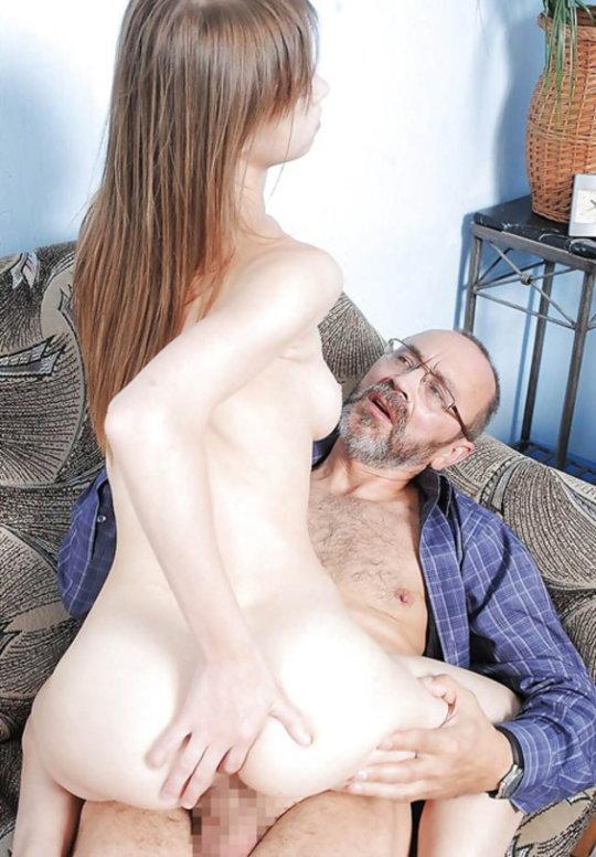 【セックス画像】ドン引きする年の差男女のセックス風景。ちょっとヤバいわ・・・(画像あり)・15枚目