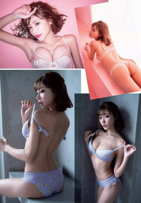 【明日花キララ】アップデートする度に顔が変わるセクシー女優をエロGIFでご覧ください(523枚)・14枚目
