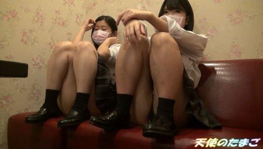 【援○】友達と2人でハメ撮りした女子学生のエロ動画ヤバくねぇ?wwwwwww(動画)・10枚目