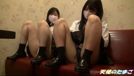 【援○】友達と2人でハメ撮りした女子学生のエロ動画ヤバくねぇ?wwwwwww(動画)・12枚目