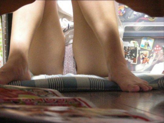 """【人妻エロ】家庭内なのに""""妻""""の卑猥な姿を隠し撮りする夫が晒した画像wwwwww(148枚)・126枚目"""