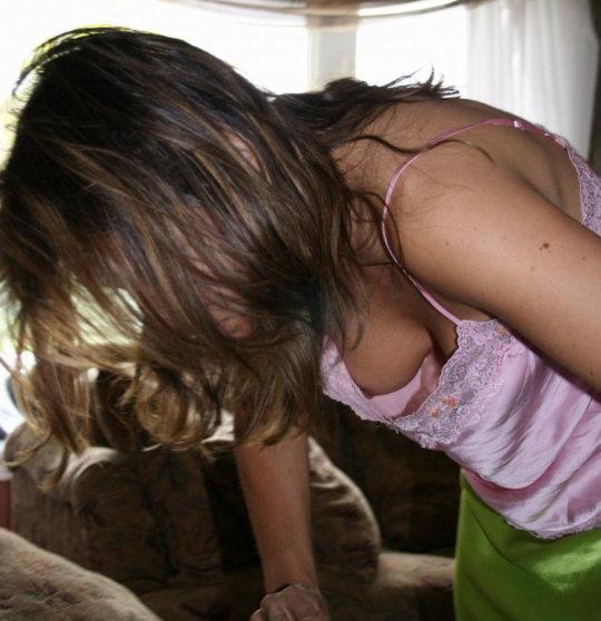"""【人妻エロ】家庭内なのに""""妻""""の卑猥な姿を隠し撮りする夫が晒した画像wwwwww(148枚)・10枚目"""